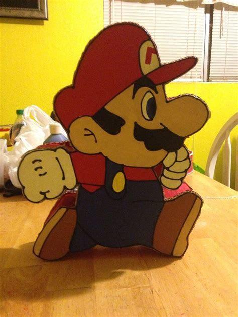 Super Mario Valentine's Box   Valentine's Boxes