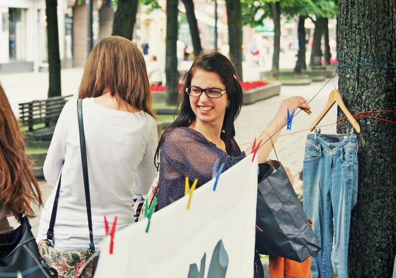 Mainu spinta Kaunas'12