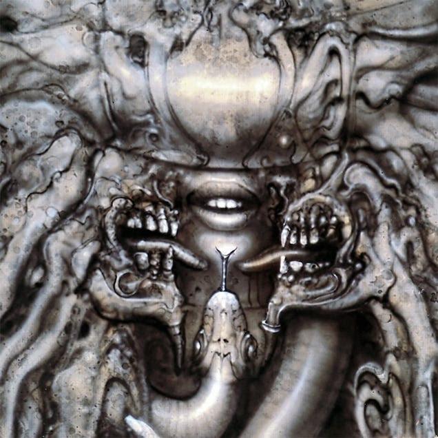 Las creaciones más inolvidables de H. R. Giger