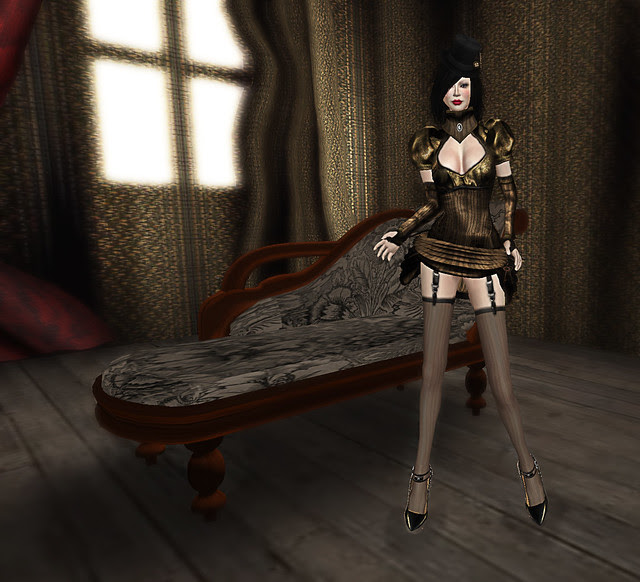 culto steampunk outfit III