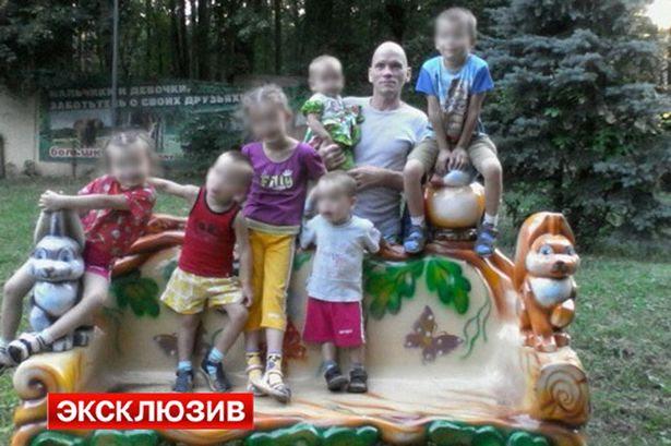 Murdered Children in Nizhny Novgorod