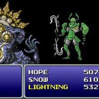 Final Fantasy, Final Fantasy XIII, Screenshot