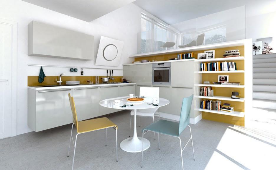 Fancy-Modern-Kitchen-Design- ...