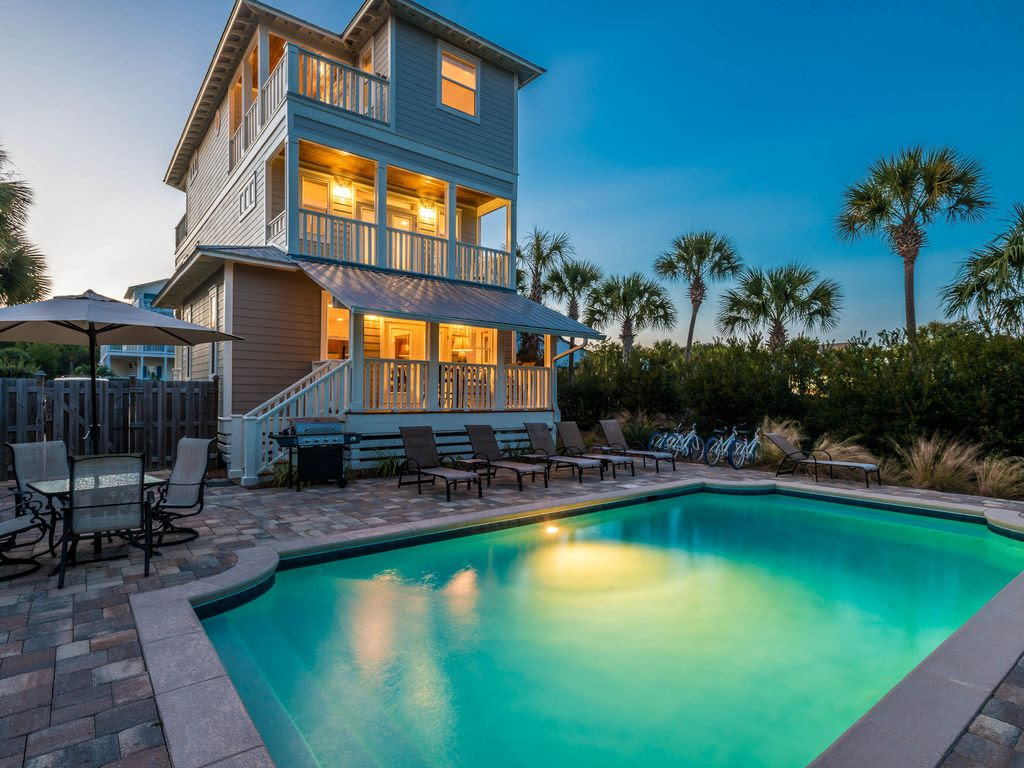 Private Heated Pool Fantastic Outdoor Space  VRBO