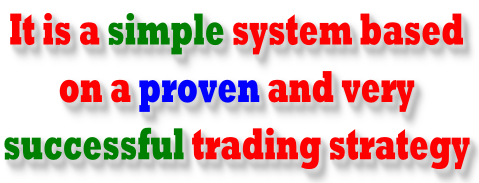 It is a simple strategy based on very successful and proven strategy