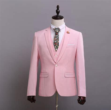 Light Pink Prom Suit   My Dress Tip