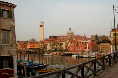 view to San Pietro di Castello