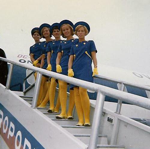 Stewardesses 1968