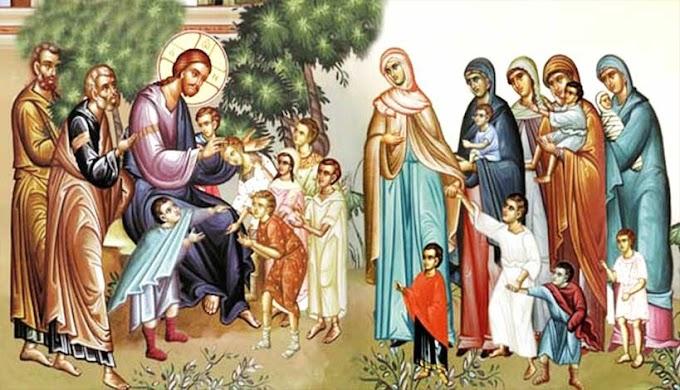 Τα Παιδιά Μας Έγιναν Ανίκανα Για Την Πίστη Εξ Αιτίας Των Γονέων