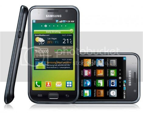 My Samsung Galaxy S