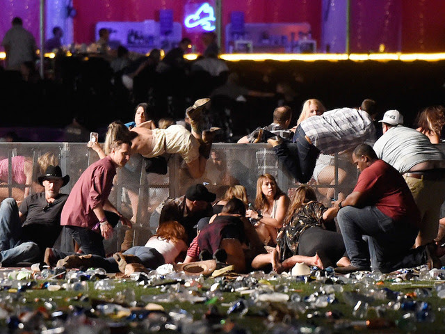 Image result for Las Vegas massacre is deadliest shooting in modern US history