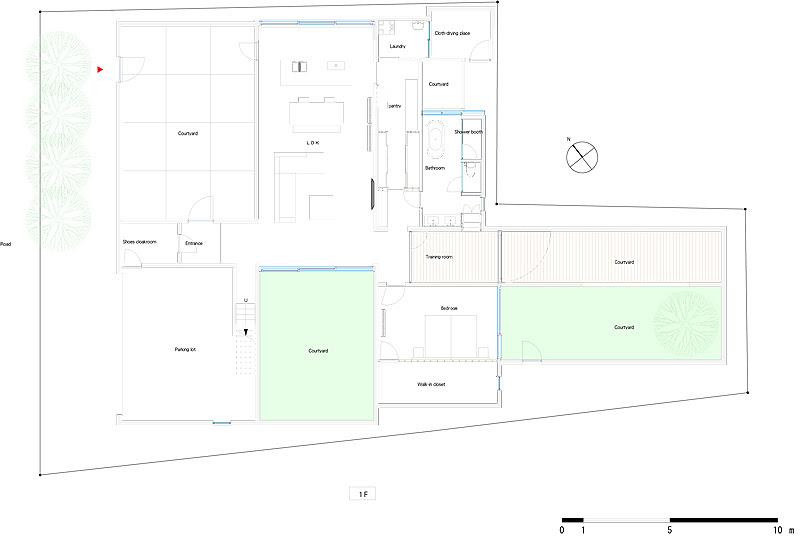 T House - Baqueratta Architectural Design Office