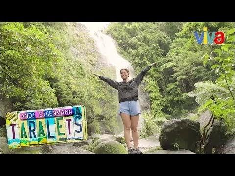 Tumaguiti, Kawa kawa at Bulalacao Falls ng CamSur