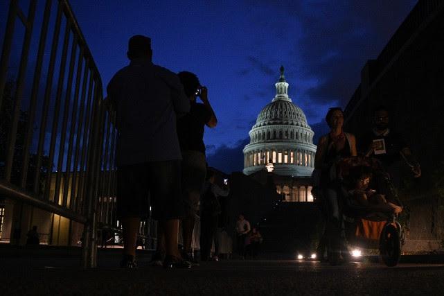 Lors des élections parlementaires de novembre, la moitié... (Photo MARY F. CALVERT, ARCHIVES REUTERS)