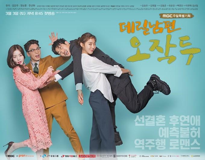 Drama Korea My Husband Oh Jak Doo Sub Indo 1-24 END