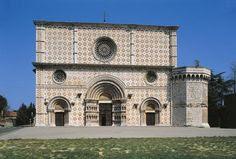Basilica di Santamaria di Collemaggio