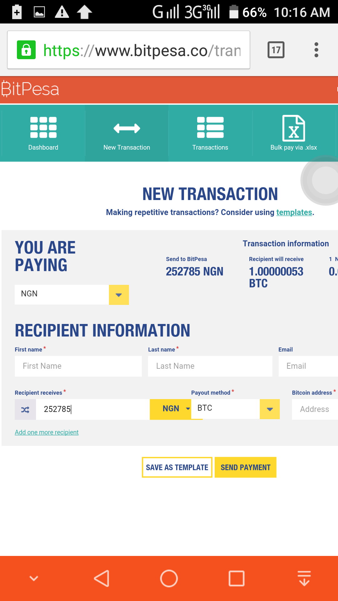 How Much Is One Bitcoin To A Naira - Business (4) - Nigeria