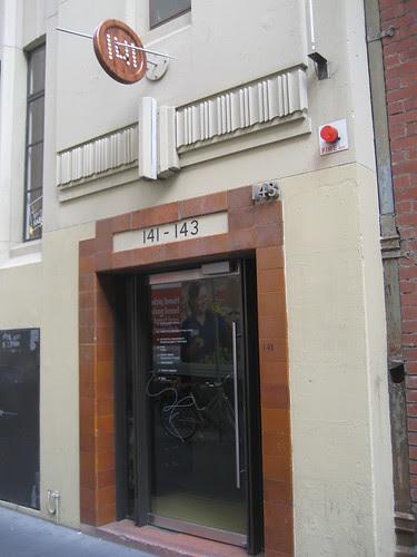 141-143 Flinders Lane, Melbourne