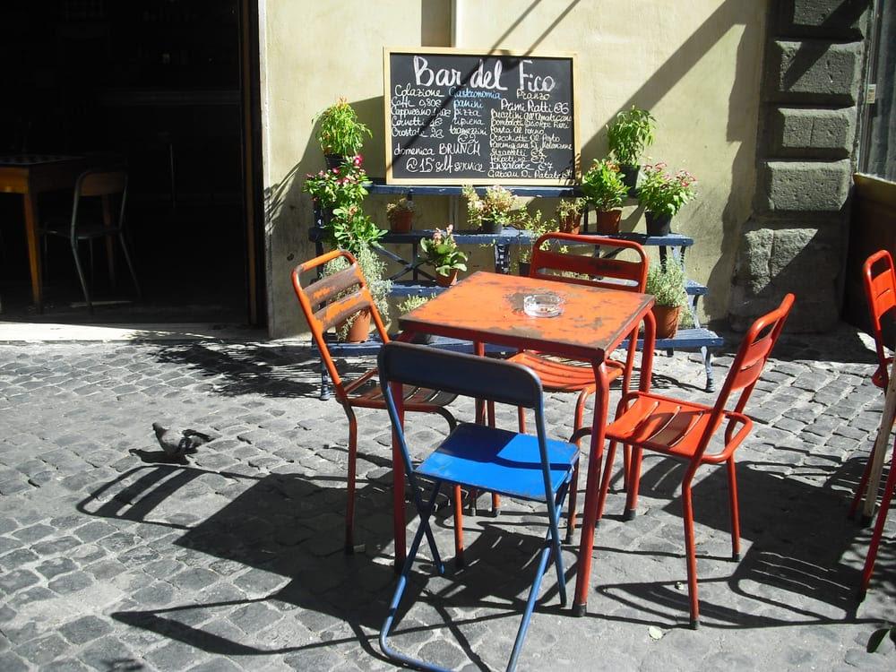 Bar del Fico - Roma, Italien