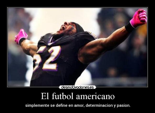 El Futbol Americano Desmotivaciones