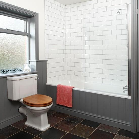Grey  and White  Bathroom  Ideas  Decor  IdeasDecor Ideas