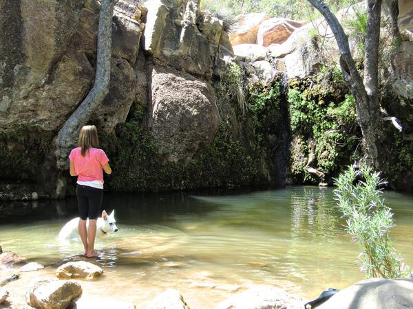 first creek