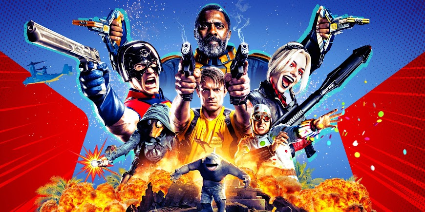 The Suicide Squad (2021) English Full Movie Watch Online