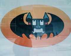 Super-bato saves the world