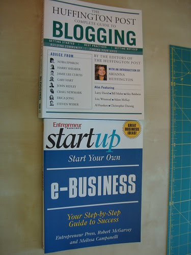 Huffington Post Guide to Blogging; Start Your Own e-Business