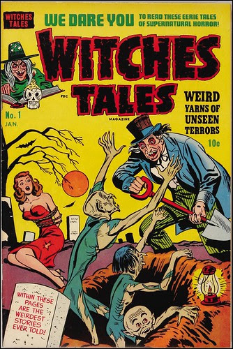 Witches Tales #1