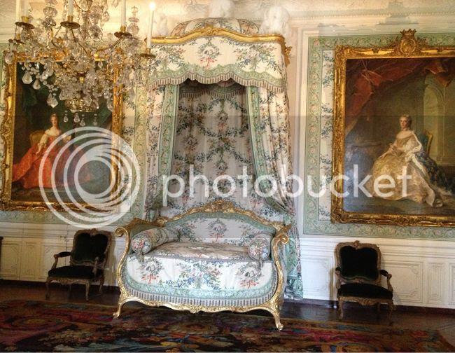 Versailles Interior bedroom