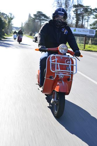 9 mars 2014 Scooter Club du Morbihan by Atlantic.movers