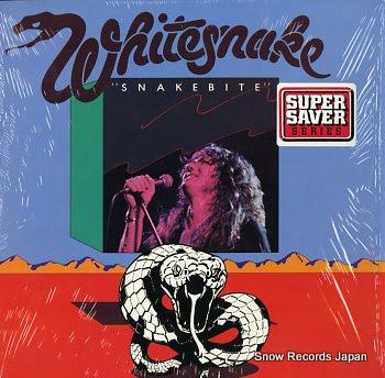 WHITESNAKE snakebite