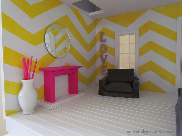 Dollhouse Living Room2