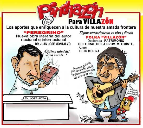 Pinchazón para Villazón