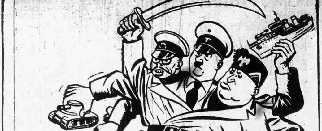 Vietnam War Political Cartoon Analysis Answers