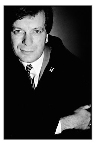 Tony Wilson by Stephen Wright
