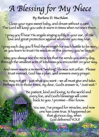 Niece prayer   Poems & Thoughts   Pinterest   The o'jays