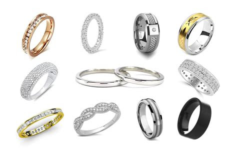 mens wedding ring material comparison matvukcom