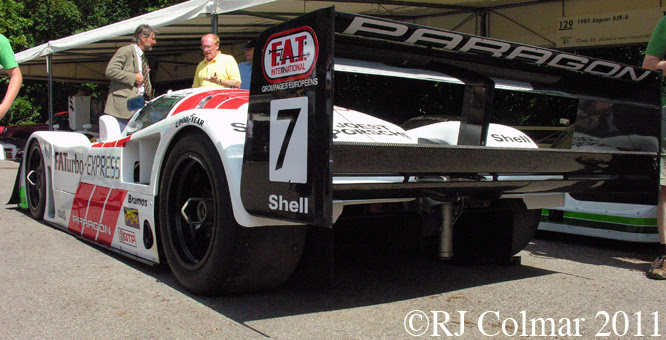 Joest Porsche 962 C - Goodwood FoS