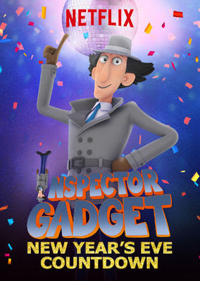 Inspector Gadget - New Year's Eve...