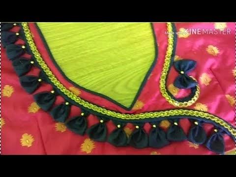 girls read - fashion: blouse ke gale ki design