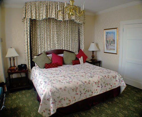 Bedroom Area of Room #612
