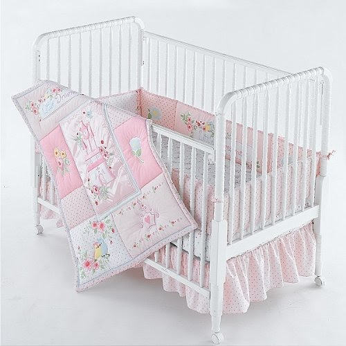 Princess Crib Bedding Disney