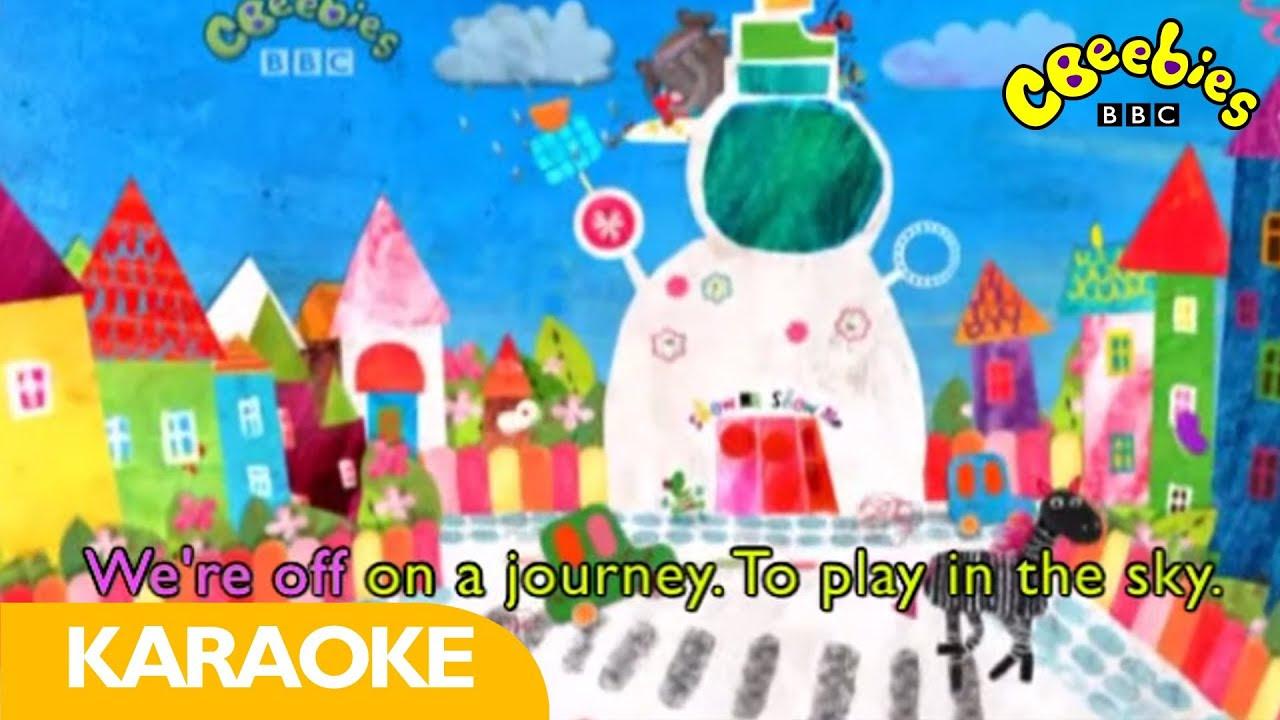 CBeebies: Show Me Show Me - Karaoke Theme Song - YouTube