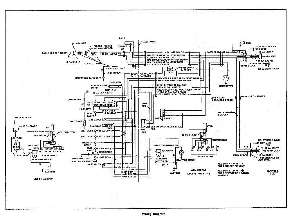 1954 Chevy Truck Engine Diagram Wiring Diagram Aperture A Aperture A Zaafran It