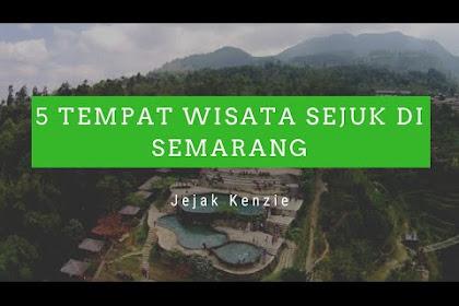 5 Rekomendasi Tempat Wisata Yang Sejuk di Semarang