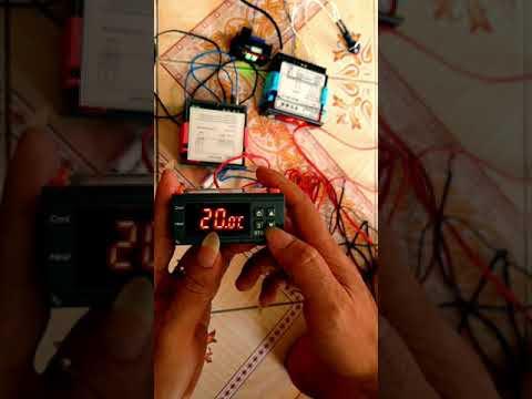 Bộ điều khiển nhiệt độ kỹ thuật số STC-3000 có cảm biến tiện lợi