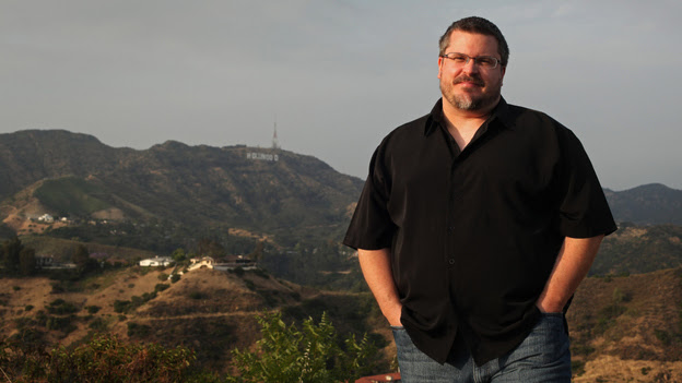 Shaun Parker in the Hollywood Hills in Los Angeles