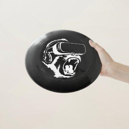 VR Gorilla Wham-O Frisbee